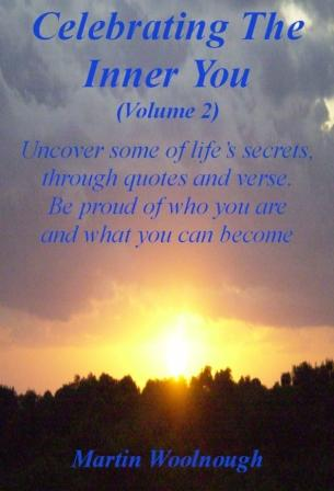 'Celebrating The Inner You' - discover timeless wisdom and celebrate the gift of life - start right now!