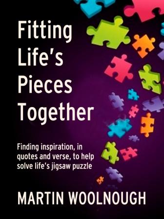 'Fitting Life's Pieces Together' - get inspired to understand life better and successfully meet life's challenges - start right now!