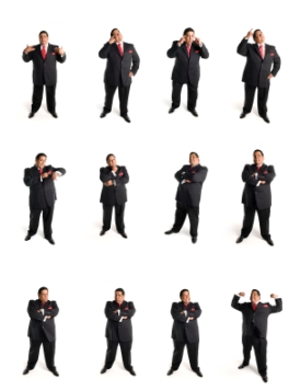 body language - communicate with your whole self
