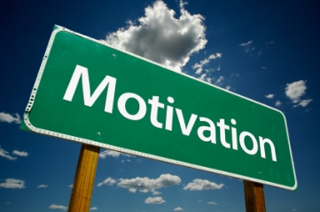 self motivation - step into your bright future